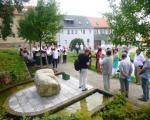 Achtung ! Verlegung des Veranstaltungsortes vom Klangkonzertes innerhalb von Elgersburg