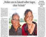 Großes Interview anläßlich 20 Jahre meridian e.V. im Freien Wort